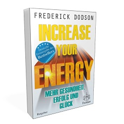 "3D Cover ""Increase your energy"""