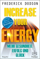 "Cover ""Increase your energy"" von Frederick Dodson"